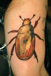 Columbus Tattoo Artist Christopher Carter 1