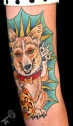 Columbus Tattoo Artist Durb Morrison 3