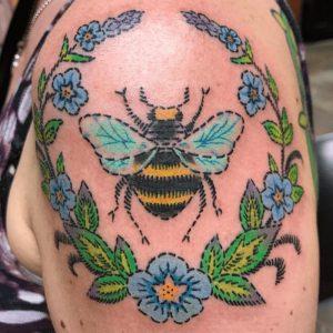 Columbus Ohio Tattoo Artist 8