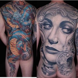 Las Vegas Nevada Tattoo Artist 1