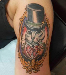 Dallas Tattoo Artist 19
