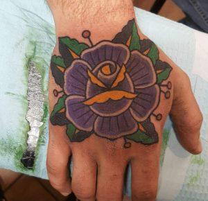 Dallas Tattoo Artist 18