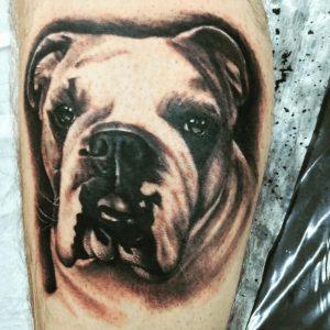 Dallas Tattoo Artist 20