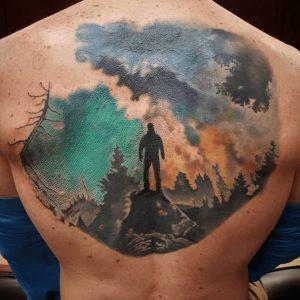 Dallas Tattoo Artist 29