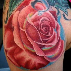 Dallas Tattoo Artist 30