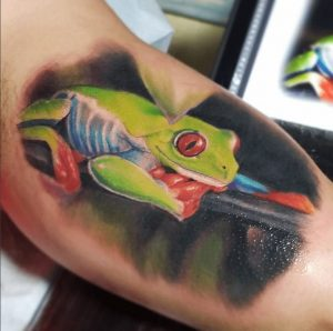 Dallas Tattoo Artist 59