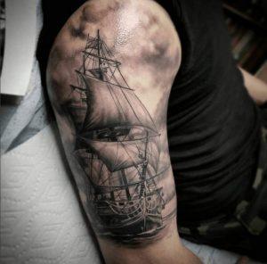 Dallas Tattoo Artist 58