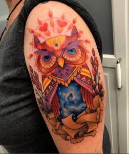 Dallas Tattoo Artist 17