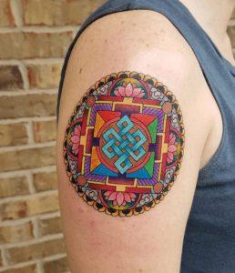Dallas Tattoo Artist 16