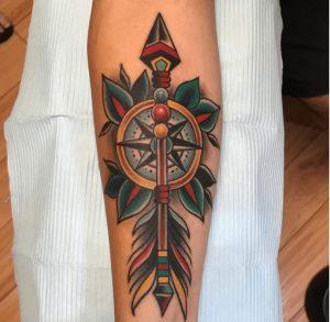 Dallas Tattoo Artist 27