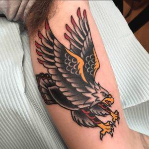 Dallas Tattoo Artist 26