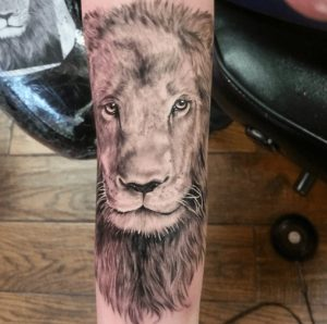 Dallas Tattoo Artist 5