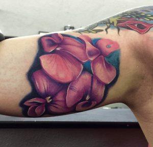 Dallas Tattoo Artist 48
