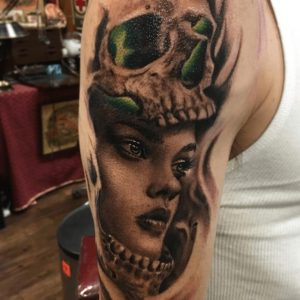 Dallas Tattoo Artist 72