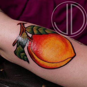 Dallas Tattoo Artist 74