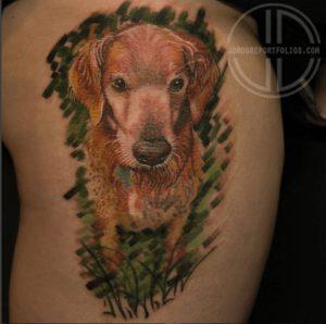 Dallas Tattoo Artist 73
