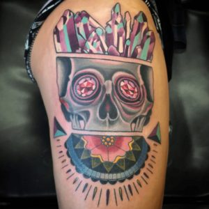 Dallas Tattoo Artist 82