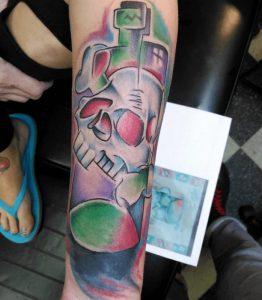 Dallas Tattoo Artist 25