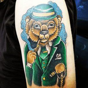 Dallas Tattoo Artist 24