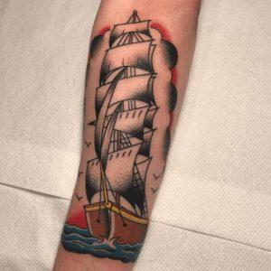 Dallas Tattoo Artist 40
