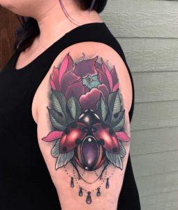 Dallas Tattoo Artist 35