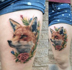 Dallas Tattoo Artist 34