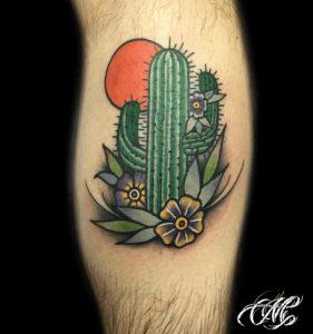 Dallas Tattoo Artist 12