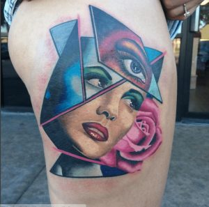 Dallas Tattoo Artist 64