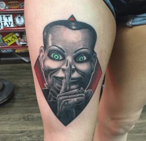 Dallas Tattoo Artist 63