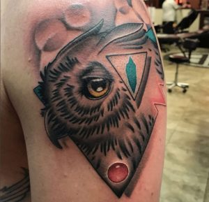 Dallas Tattoo Artist 79