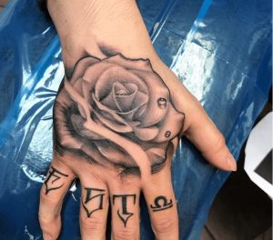 Dallas Tattoo Artist 76