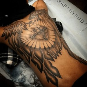 Dallas Tattoo Artist 13