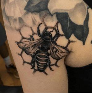 Dallas Tattoo Artist 37