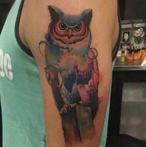 Dallas Tattoo Artist 36