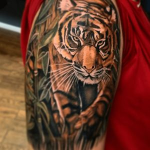 Dallas Tattoo Artist 57