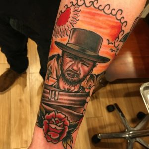 Dallas Tattoo Artist 51