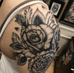Dallas Tattoo Artist 50