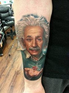 Dayton Tattoo Artist Kyle Cotterman 1