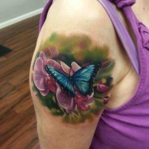 Dayton Tattoo Artist Kyle Cotterman 3