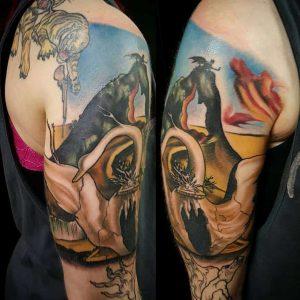 Denver Colorado Tattoo Artist 31