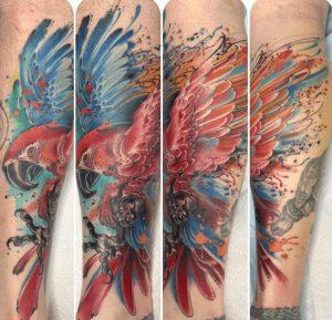 Denver Colorado Tattoo Artist 2