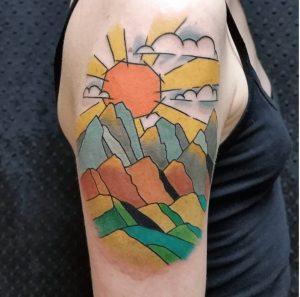 Denver Colorado Tattoo Artist 9