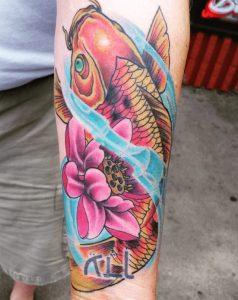 Denver Colorado Tattoo Artist 10