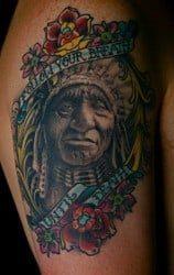 Denver Tattoo Artist Preston Chambers 3
