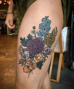 Denver Colorado Tattoo Artist 13