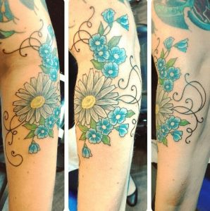 Best Floral Tattoo Artist 49