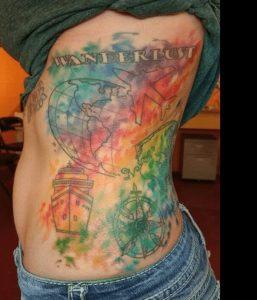 Denver Colorado Tattoo Artist 4