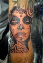 Denver Tattoo Artists Artis Garcia1
