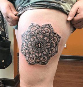 Detroit Michigan Tattoo Artist 18