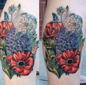 Detroit Michigan Tattoo Artist 9